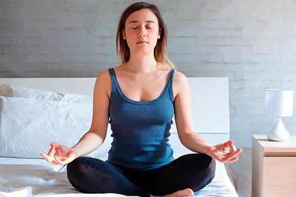 dormirse mas rapido ejercicios de respiracion