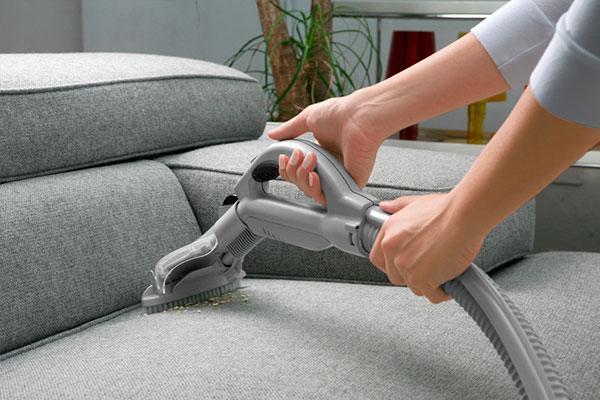 limpiar sofas de tela