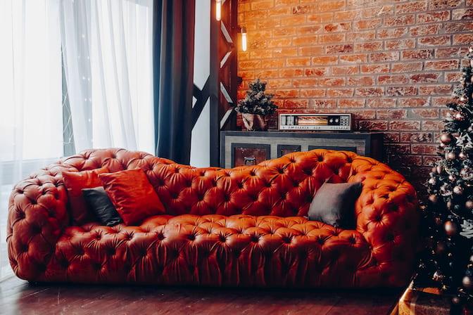 regalar-un-sofá-en-Navidad